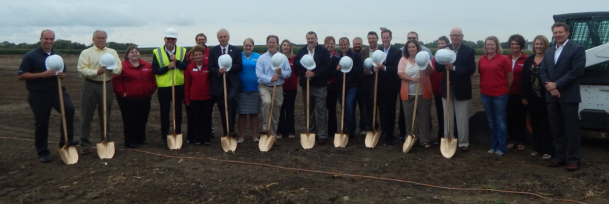 Jamestown groundbreaking pic