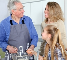 Doing an activity together is a great way to bond between generations 1773 40152922 0 14006203 500