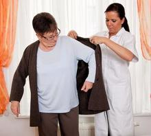 Assistance with getting dressed is a type of service longterm care insurance will cover 1773 40176251 0 7076479 500